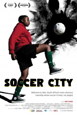 Soccer City Movie Poster